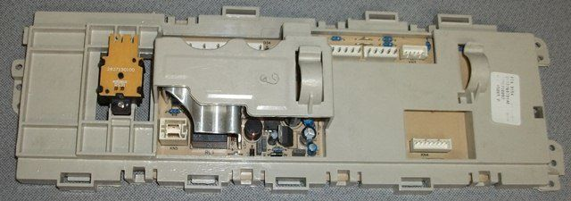 Как отремонтировать модуль управления стиральной машины занусси f805n