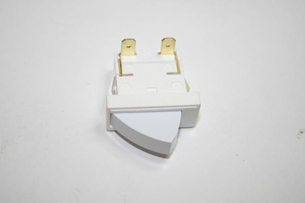 Выключатель (кнопка) света для холодильника Аристон (Ariston) Индезит (Indesit) 851157 - Выключатели света - Запчасти для холоди