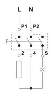 Регулятор мощности для плиты Хотпоинт-Аристон (Hotpoint-Ariston) Индезит (Indesit) 037056, фото 5   MixZip